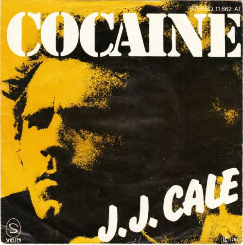 Bild J.J. Cale - Cocaine (7, Single) Schallplatten Ankauf