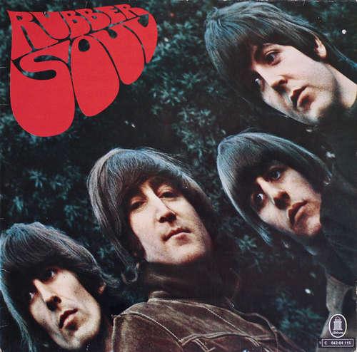Cover The Beatles - Rubber Soul (LP, Album) Schallplatten Ankauf