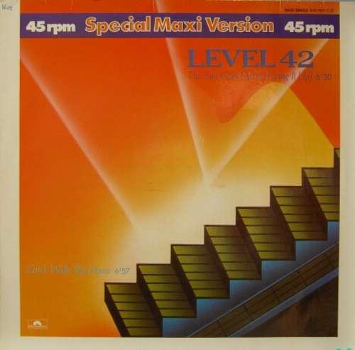 Bild Level 42 - The Sun Goes Down (Living It Up) (12, Maxi) Schallplatten Ankauf
