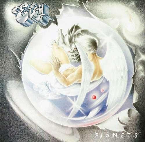 Cover Eloy - Planets (LP, Album, Gat) Schallplatten Ankauf
