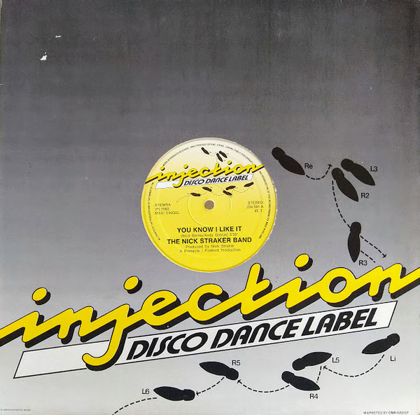 Bild The Nick Straker Band* - You Know I Like It (12, Maxi, Gen) Schallplatten Ankauf