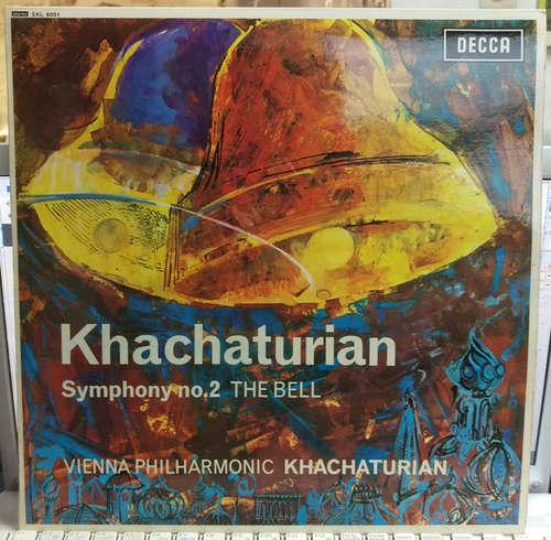 Bild Khachaturian*, Vienna Philharmonic* - Symphony No.2 The Bell (LP, RP) Schallplatten Ankauf