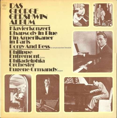 Cover George Gershwin - Philippe Entremont, Philadelphia Orchestra*, Eugene Ormandy - Das George Gershwin Album (2xLP, Album) Schallplatten Ankauf