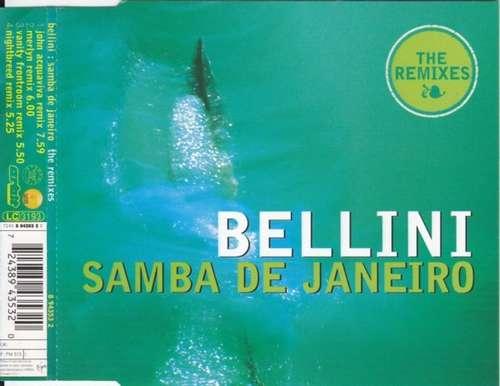 Cover Samba De Janeiro (The Remixes) Schallplatten Ankauf