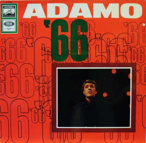 Cover zu Adamo - Adamo '66 (LP, Album) Schallplatten Ankauf
