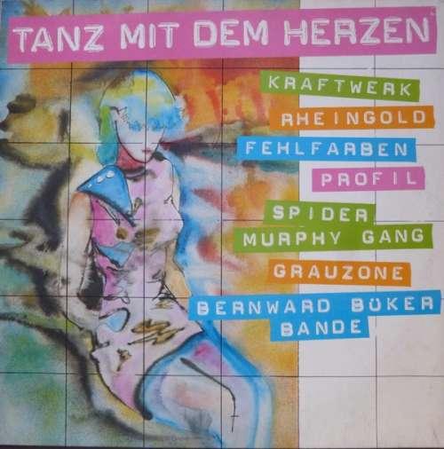 Cover zu Various - Tanz Mit Dem Herzen (LP, Comp) Schallplatten Ankauf