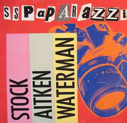 Bild Stock-Aitken-Waterman* - S. S. Paparazzi (12, Maxi) Schallplatten Ankauf