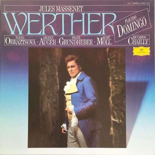 Bild Jules Massenet, Placido Domingo, Riccardo Chailly, Kölner Rundfunk-Sinfonie-Orchester - Werther (3xLP, Album, RE) Schallplatten Ankauf