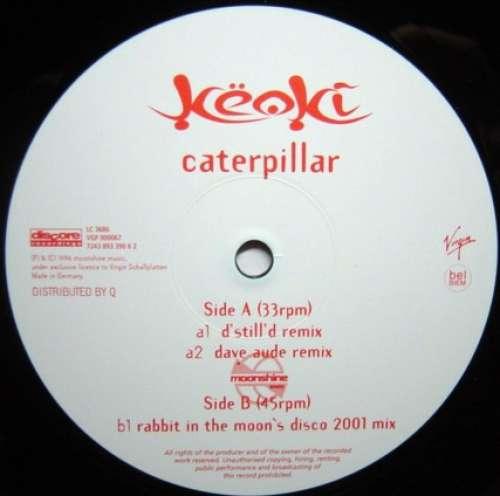 Bild Këoki* - Caterpillar (2x12) Schallplatten Ankauf