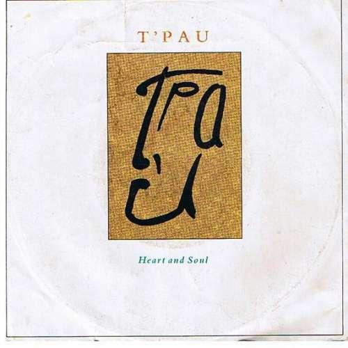 Cover T'Pau - Heart And Soul (7, Single) Schallplatten Ankauf