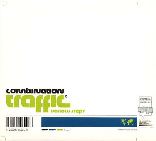 Cover Various - Combination Traffic - Various Steps (CD, Comp) Schallplatten Ankauf