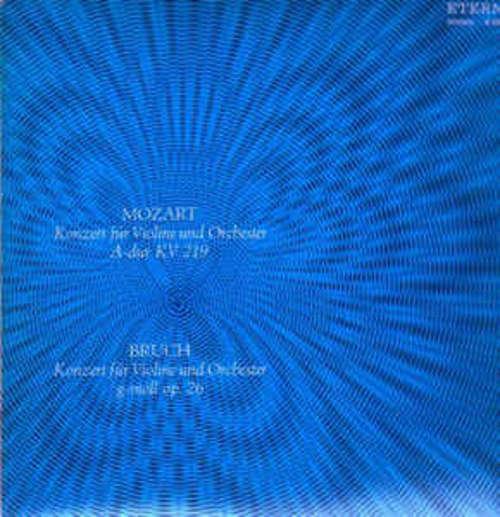 Bild Mozart* / Bruch*, Yehudi Menuhin - Konzert Für Violine Und Orchester A-Dur KV 219 / Konzert Für Violine Und Orchester G-Moll Op. 26 (LP, RE) Schallplatten Ankauf