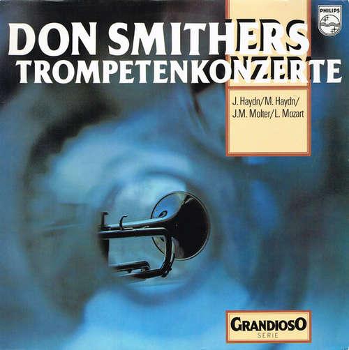 Bild Don Smithers, Kammerorchester Berlin · J.Haydn*, M.Haydn*, J.M.Molter*, L.Mozart* - Trompetenkonzerte (LP) Schallplatten Ankauf