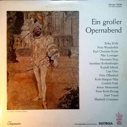 Bild Various - Ein Großer Opernabend (2xLP, Comp, Club) Schallplatten Ankauf