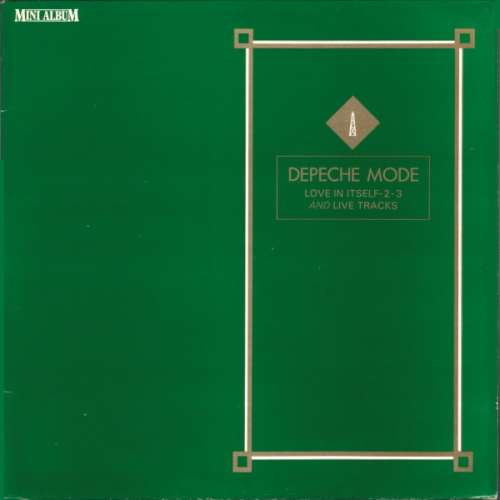 Cover Depeche Mode - Love In Itself∙ 2 ∙ 3 And Live Tracks (LP, MiniAlbum) Schallplatten Ankauf
