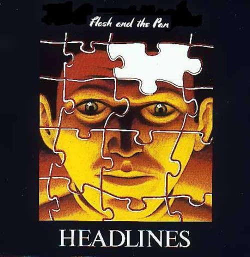 Bild Flash And The Pan* - Headlines (LP, Album) Schallplatten Ankauf