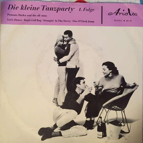 Bild Peanuts Hucko And The All Stars - Die Kleine Tanzparty 1. Folge  (7, EP, Mono) Schallplatten Ankauf