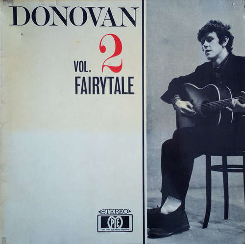 Cover zu Donovan - Vol. 2 (Fairytale) (LP, Album, RE) Schallplatten Ankauf