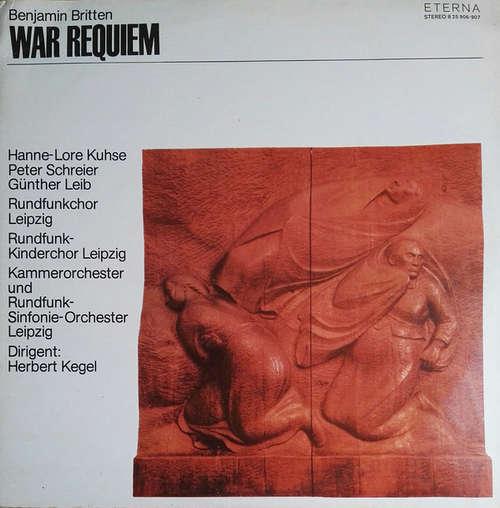 Bild Benjamin Britten - War Requiem (2xLP) Schallplatten Ankauf