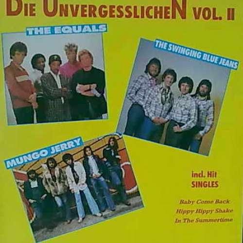 Bild Various - Die Unvergesslichen Vol. II (LP, Comp) Schallplatten Ankauf