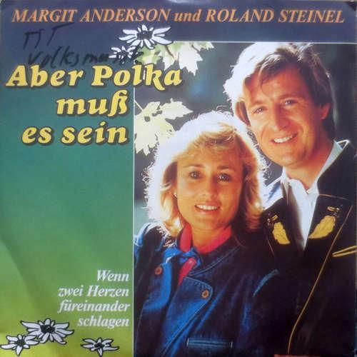 Bild Margit Anderson Und Roland Steinel - Aber Polka Muß Es Sein (7, Single, Promo) Schallplatten Ankauf