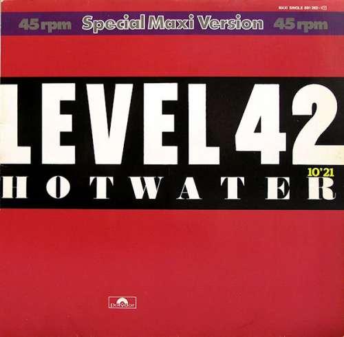 Cover Level 42 - Hot Water (12, Maxi) Schallplatten Ankauf