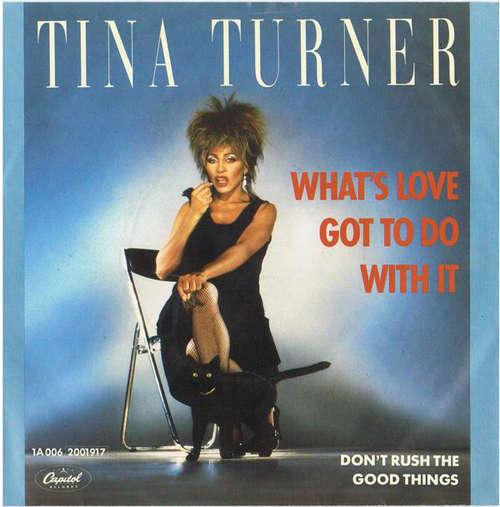 Bild Tina Turner - What's Love Got To Do With It (7, Single) Schallplatten Ankauf