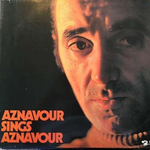 Bild Charles Aznavour - Aznavour Sings Aznavour (LP, Comp) Schallplatten Ankauf