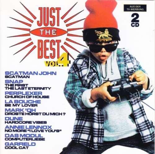 Bild Various - Just The Best Vol. 4 (2xCD, Comp) Schallplatten Ankauf