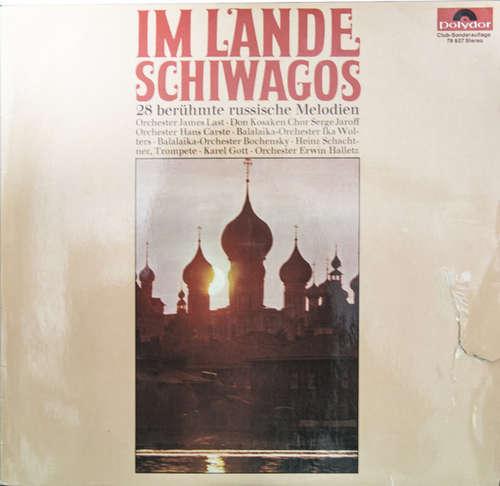 Bild Various - Im Lande Schiwagos (LP, Comp, Club) Schallplatten Ankauf