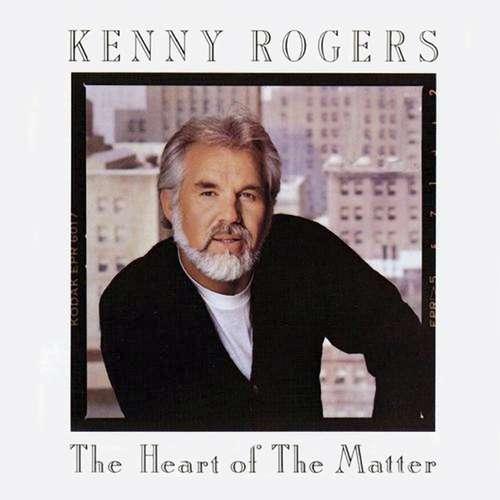 Bild Kenny Rogers - The Heart Of The Matter (LP, Album) Schallplatten Ankauf