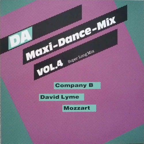 Cover Various - DA Maxi-Dance-Mix Vol. 4 (LP, Comp, Mixed) Schallplatten Ankauf