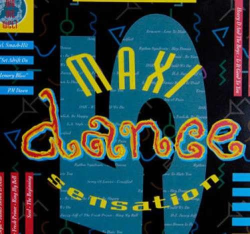 Cover Various - Maxi Dance Sensation 5 (2xLP, Comp) Schallplatten Ankauf