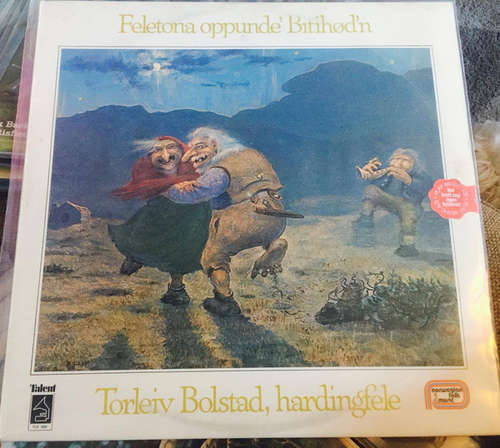 Bild Torleiv Bolstad - Feletona Oppunde' Bitihød'n (LP, Album) Schallplatten Ankauf