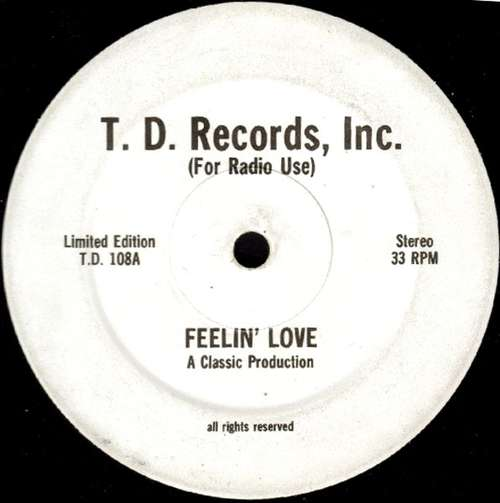 Bild TD - Feelin' Love (12, Ltd, Unofficial) Schallplatten Ankauf