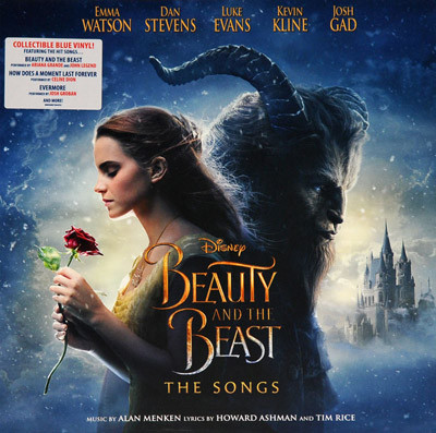 Cover Various - Beauty And The Beast (The Songs) (LP, Album, Blu) Schallplatten Ankauf