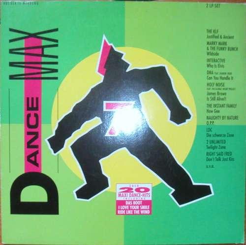 Cover Various - Dance Max 7 (2xLP, Comp) Schallplatten Ankauf