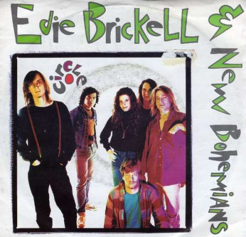 Bild Edie Brickell & New Bohemians - Circle (7, Single) Schallplatten Ankauf