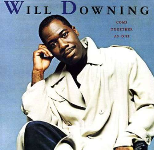 Cover Will Downing - Come Together As One (LP, Album) Schallplatten Ankauf