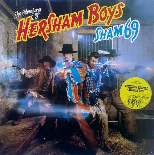 Bild Sham 69 - The Adventures Of Hersham Boys (LP, Album) Schallplatten Ankauf