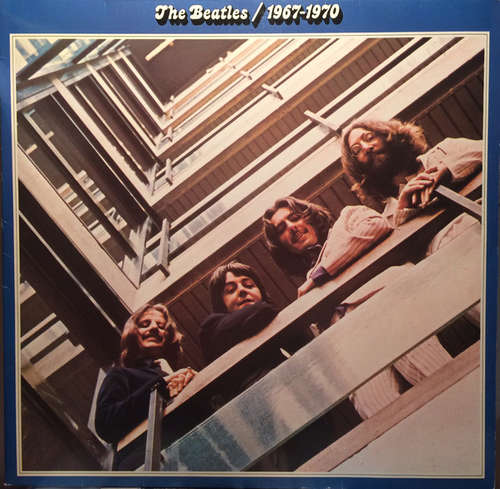 Cover The Beatles - 1967-1970 (2xLP, Comp, Fre) Schallplatten Ankauf
