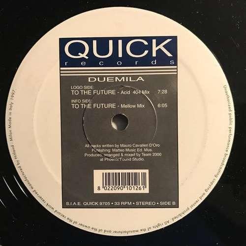 Bild Duemila - To The Future (12) Schallplatten Ankauf