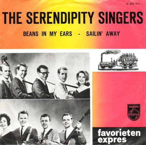 Bild The Serendipity Singers - Beans In My Ears / Sailin' Away (7, Single, Red) Schallplatten Ankauf