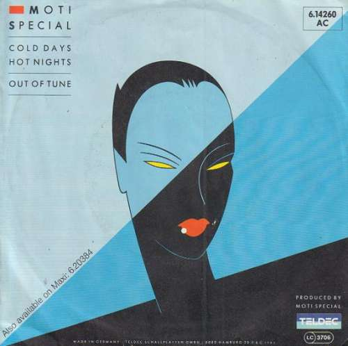 Bild Moti Special - Cold Days Hot Nights / Out Of Tune (7, Single) Schallplatten Ankauf