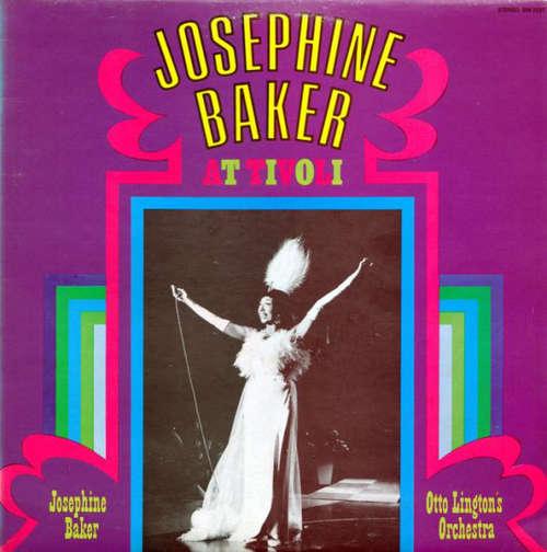 Bild Josephine Baker, Otto Lington's Orchestra - Josephine Baker At Tivoli (LP) Schallplatten Ankauf