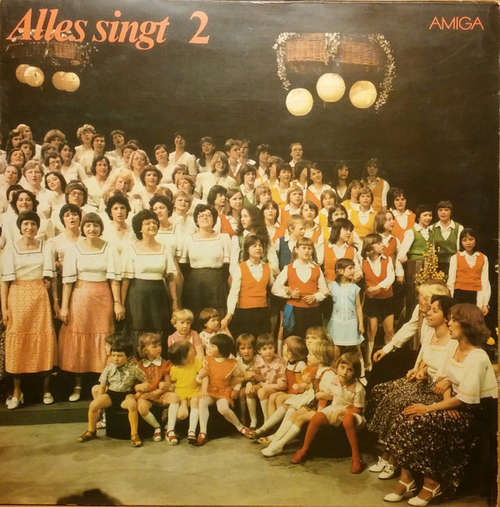 Bild Various - Alles singt 2 (LP, Comp) Schallplatten Ankauf