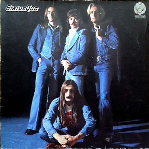 Bild Status Quo - Blue For You (LP, Album, Gat) Schallplatten Ankauf