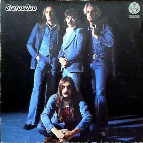 Bild Status Quo - Blue For You (LP, Album, Gat) Schallplatten Ankauf