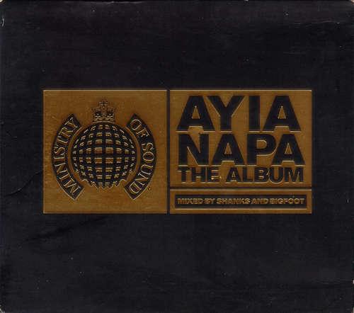 Cover Shanks And Bigfoot* - Ayia Napa - The Album (2xCD, Comp, Mixed) Schallplatten Ankauf