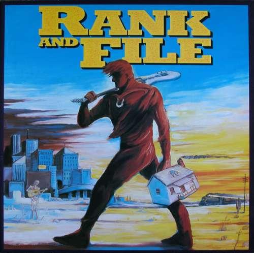 Bild Rank And File* - Rank And File (LP, Album) Schallplatten Ankauf